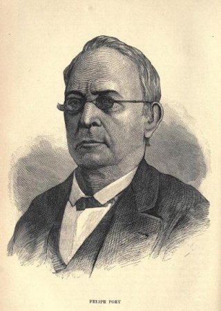Felipe Poey. From The Popular Science Monthly, v. 25
